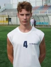 Leonardo Lusoli, nuovo centrocampista della Folgore Rubiera