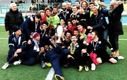 Foto di gruppo Folgore Coppa