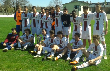 Reggiana Seconda Classificata